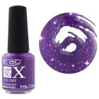 Ojă Up To X - 10 day Extended Nail Polish – Silvery Viola 28, 9 ml
