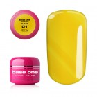 Gel UV Base One Color - Royal Yellow 01, 5g