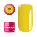 Gel UV Base One Color - Juice Yellow 02, 5g