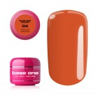Gel UV Base One Color - Apricot Mousse 04, 5g