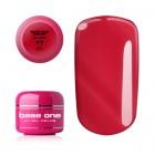 Gel UV Base One Color - Red Wine 17, 5g