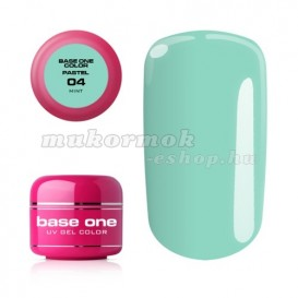 Gel UV Base One Pastel - Mint 04, 5g