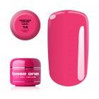 Gel UV Base One Neon - Medium Pink 14, 5g