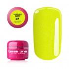 Gel UV Base One Neon - Sparkling Lemon 21, 5g