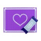 Set suporturi pentru mână – violet