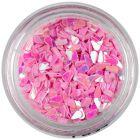 Confetti lacrimă - roz deschis