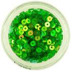 Paiete rotunde în formă de disc - verzi